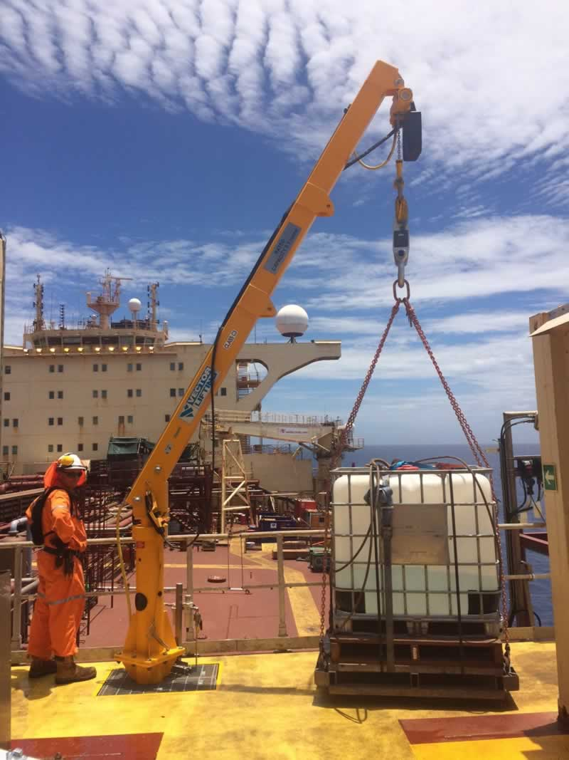 Benefits Of A Davit Crane For Construction And Other Similar Businesses