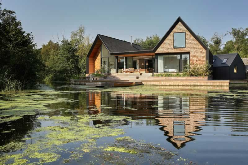 Best Practices for Building a Home on a Floodplain
