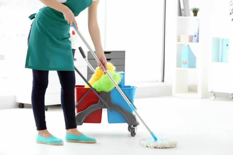 Cleaning contracts in Melbourne