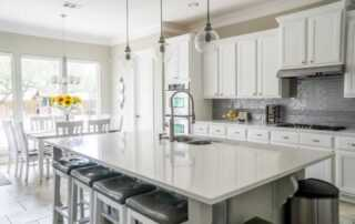 Decorating Tips for a Stylish Kid-Friendly Home - countertop