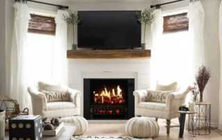 Decorating Tips for a Stylish Kid-Friendly Home - fireplace