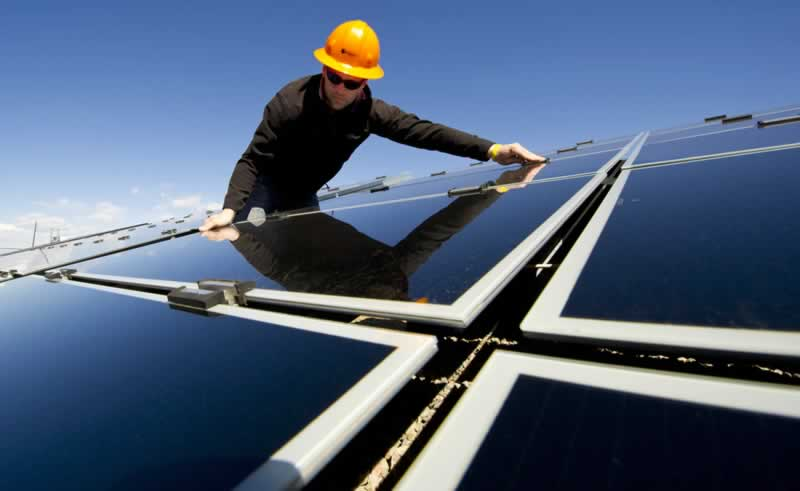Handy Maintenance Tips You Can Use For Your Renewable Power System At Home - solar panels