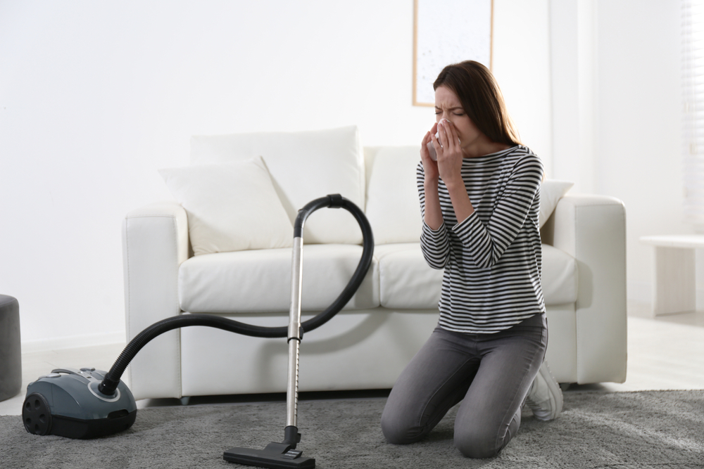Home Cleaning Tips To Ease The Severity Of Allergies
