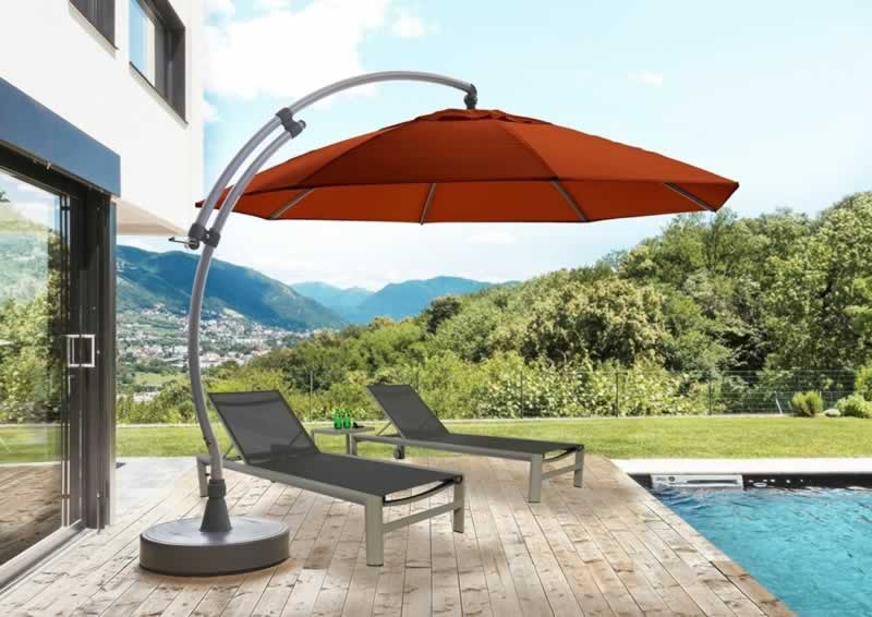 How Can Offset Umbrellas Make Your Patio Look Better