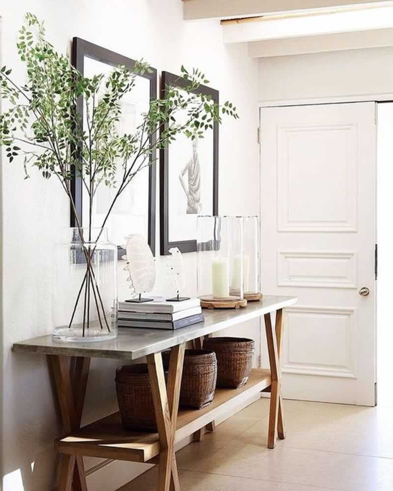 How To Elevate Your Entryway - amazing entryway