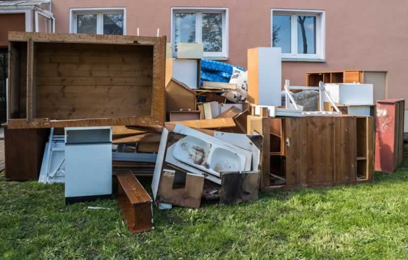 How To Properly Get Rid Of All The Junk In Your House