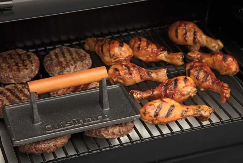 How To Season Cast Iron Grill - grill