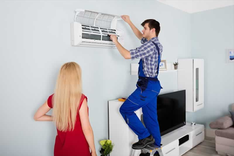 How to Ensure Your Safety When Getting Your AC Installed and Serviced
