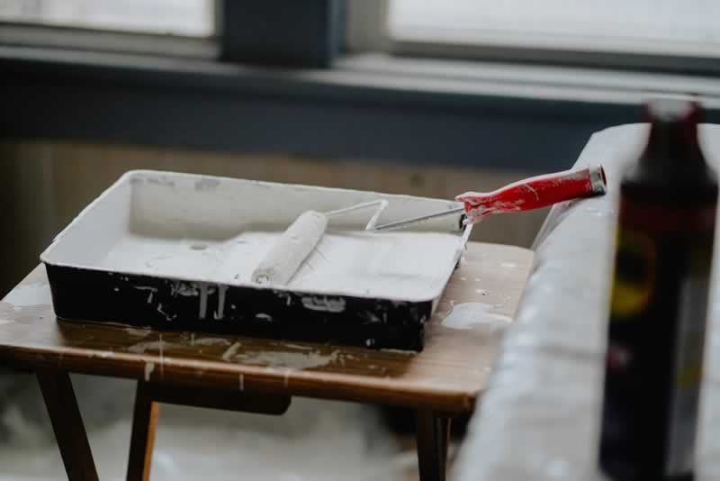 Important Tasks To Accomplish After Renovating A House - paint