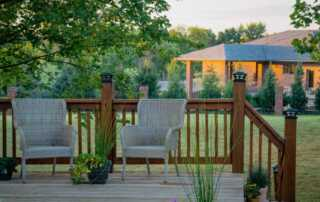Incredible Ideas That Will Make Your Home's Exterior Area Look and Feel Better - deck