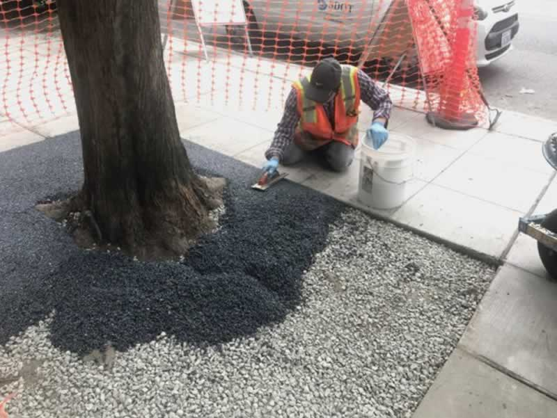 Latest Sustainable Innovations In Tree Service Industry - porous pavement