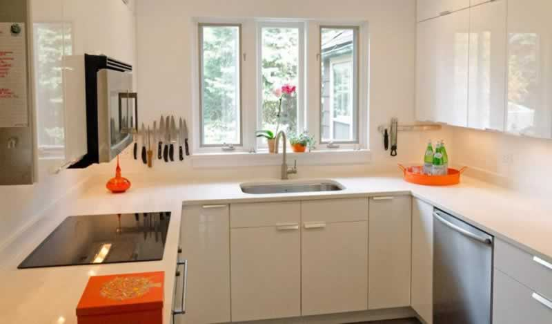 Making Room for the Visually Impaired - kitchen