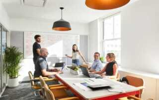 Office Space Design Ideas that would be Loved by your Employees