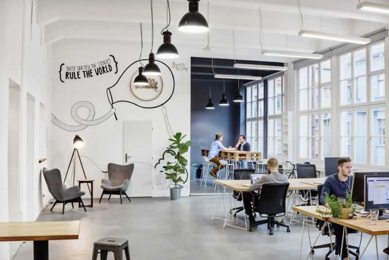 Office Space Design Ideas that would be Loved by your Employees - office