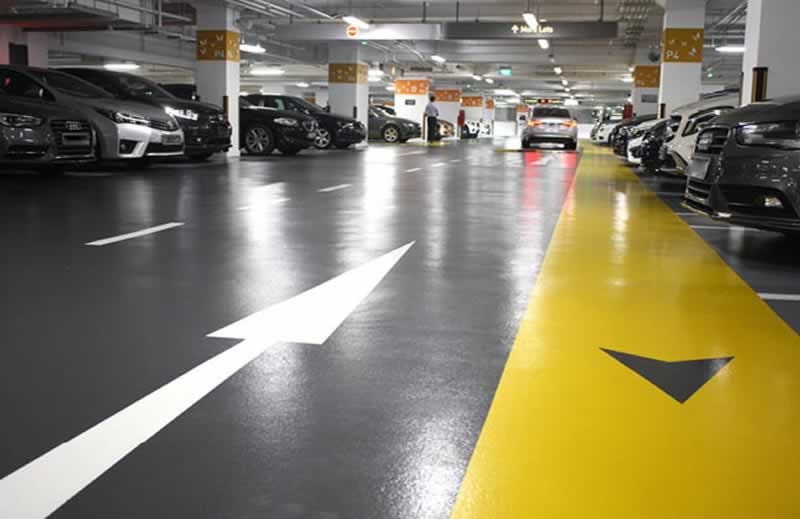 Protecting Car Park Deck Surfaces - coating