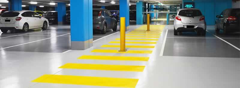 Protecting Car Park Deck Surfaces