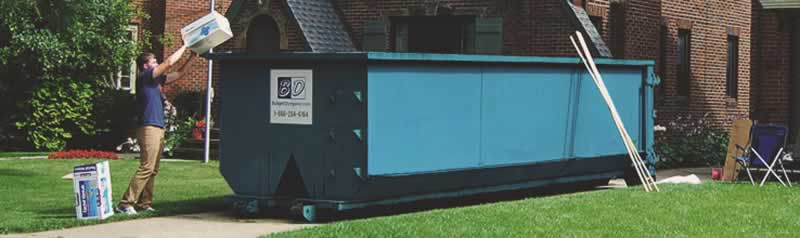 The 5-Step Process to Renting a Dumpster - dumpster