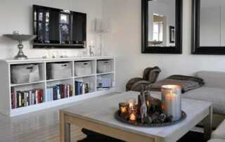 Tips And Tricks For Decorating Your Home - living room