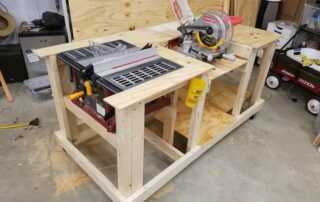 We Bet You Didn't Know These Information About Rolling Workbench - DIY workbench