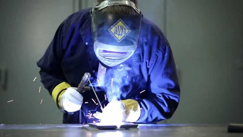 What Are the 4 Types of Welding - metal arc welding