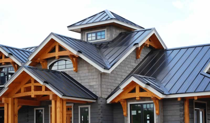What Type of Metal Roof Should You Choose - metal roof
