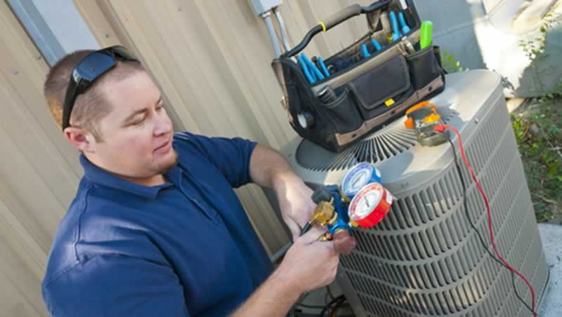 Why Is My Air Conditioner Not Cooling - testing