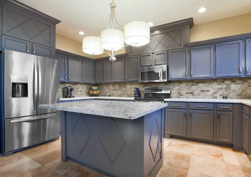 Why Refinishing Cabinets is the Best Way to Revamp Your Kitchen - refinished cabinets