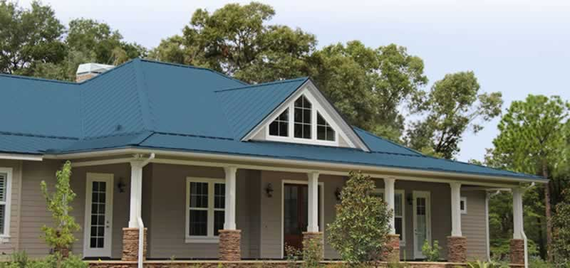 Why are homeowners turning to metal roofs for their homes