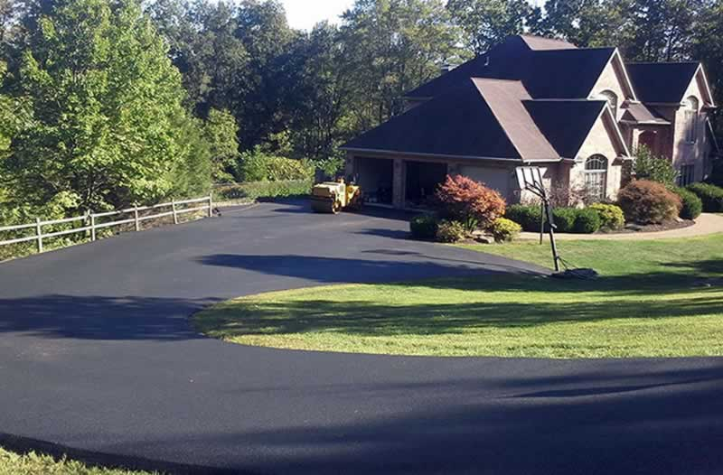 Why is Asphalt Paving Highly Favored