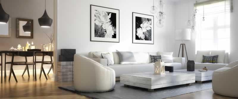 3 Designer Tips For A Stylish Lounge Arrangement - amazing living room