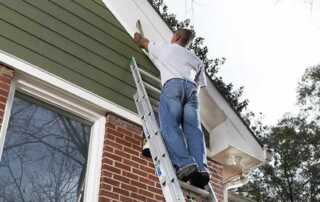 3 Home Improvement Safety Tips to Follow for Homeowners - ladder