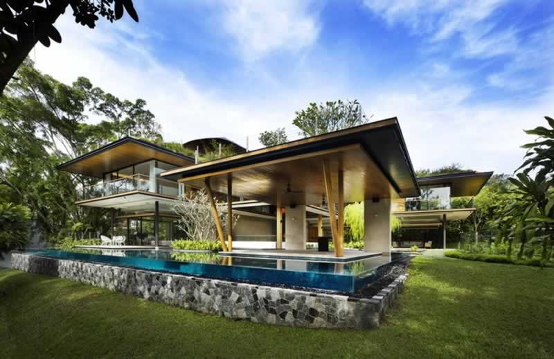 4 Tips For Designing Your Dream Home in Singapore - amazing house