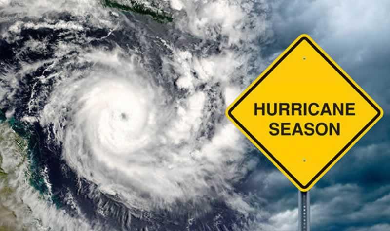 5 TIPS TO PREPARE FOR THE HURRICANE SEASON - sign