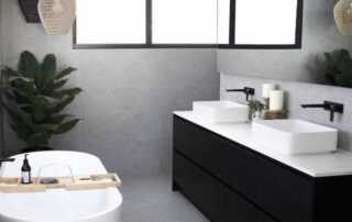 6 Tips for Renovating on a Budget - bathroom