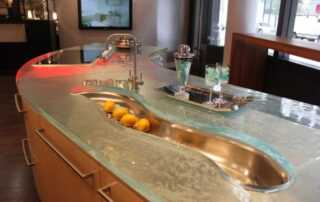 7 Surprisingly Affordable Countertop Makeover Projects You Can Do At Home - amazing countertop