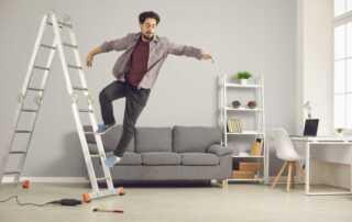 7 Tips To Avoid Home Repair Hazards
