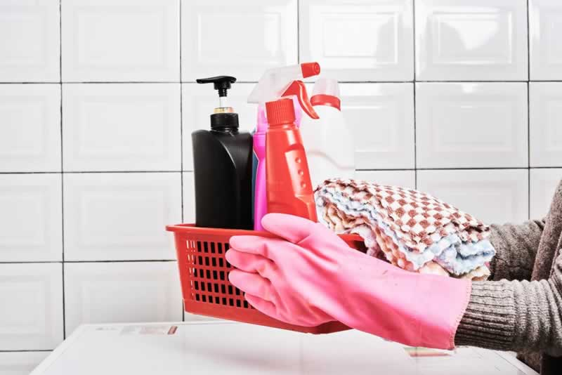 9 Cleaning Supplies Every Household Needs - supplies