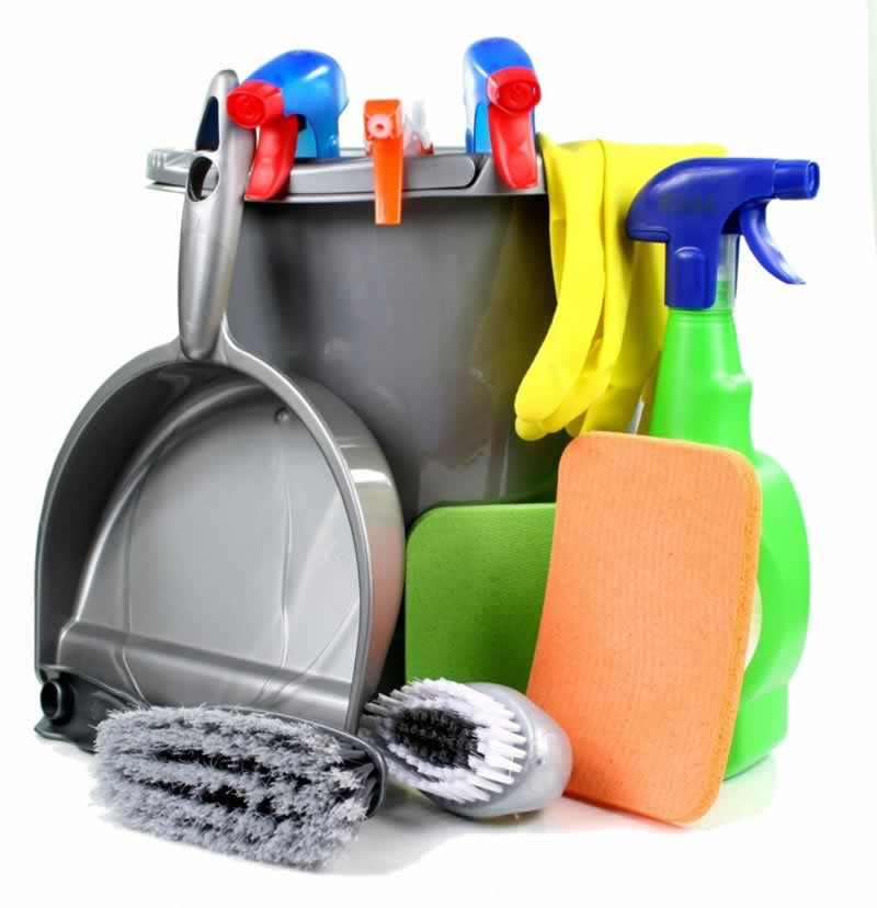 9 Cleaning Supplies Every Household Needs