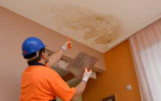 A DIY Guide To Roof Repair - leak