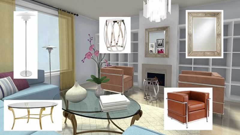 ALL YOU NEED TO KNOW ABOUT INTERIOR DESIGNING AND SOFTWARE NEEDED - rendered living room