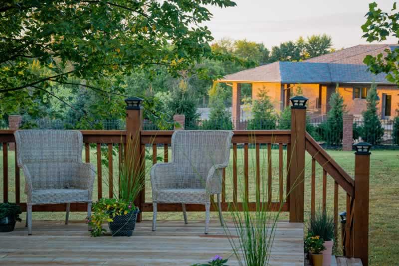 Amazing Backyard Amenities That Might Interest You - deck