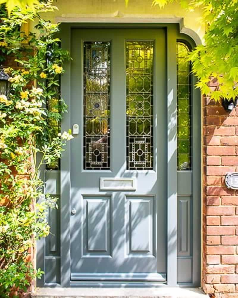 Choosing the right door for your home - victorian