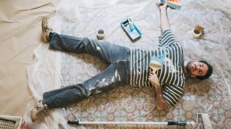DIY vs Painting Professionals