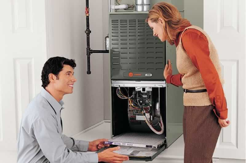 Furnace and AC Repair Georgetown KY - furnace