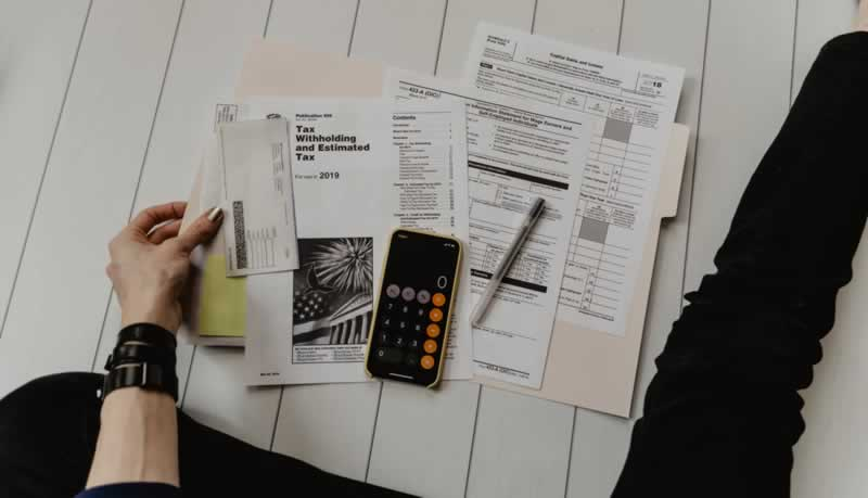 High-Paying Work From Home Jobs That Might Interest You - tax form