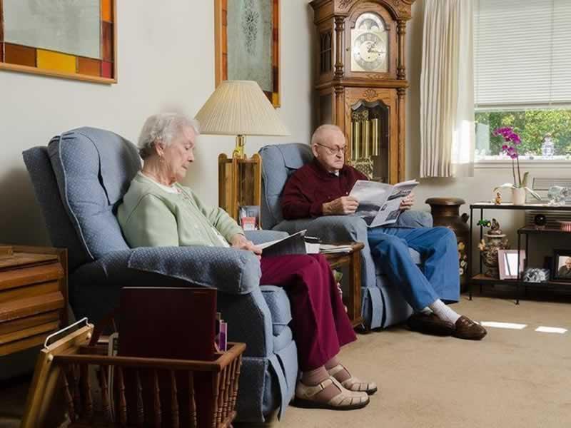 Home Safety Checklist for Seniors - living room