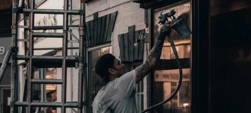 Home maintenance checklist for new homeowners in California - painting
