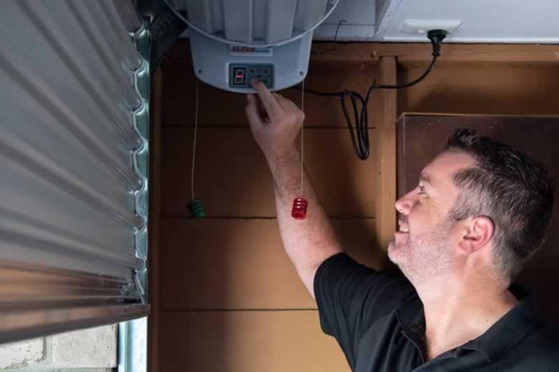 How Often Should My Garage Door Be Serviced - servicing