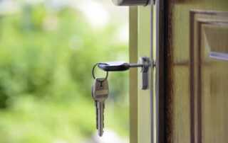 How to Build a Real Estate Empire - house keys