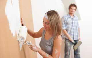 How to Remodel Without Destroying Your Relationship - painting